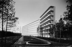 Aino Aalto y Alvar Aalto, Sanatorio Paimio
