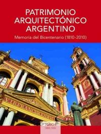 Olga Paterlini, libro Patrimono Arquitectónico Argentino