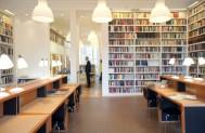 Barbara Weiss, Biblioteca Wiener