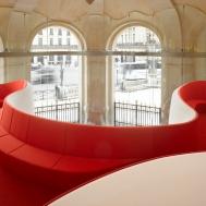 Odile Decq, Restaurant en la Opera de Garnier, 2008-2011