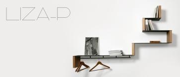 Carme Pinós, Objects, estantería