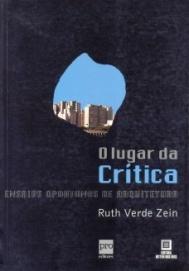 Ruth Verde Zein. libro O lugar da Crítica (2002)