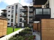 Johanna Spalink-Sievers, espacio exterior viviendas Benzweg / Melanchtonstr. en Hannover
