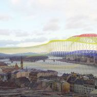 Nerea Calvillo y colaboradores. Proyecto In the Air: Toxic Topography-Budapest, 2008.