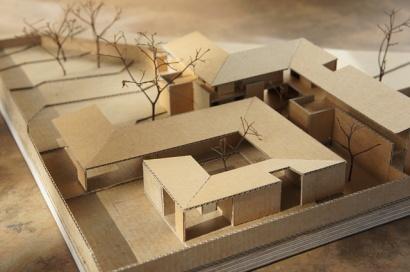 Hollmen Reuter Sandman Architects. Kwieko, Refugio para mujeres KWIECO, Tanzania, 2012.