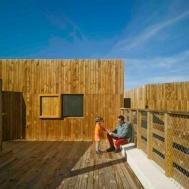Patricia Reus, Blancafort-Reus arquitectura. Casa para tres hermanas, Murcia